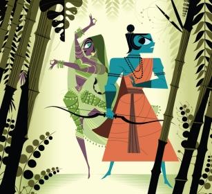 Ramayana-Rana-Soorpanaka